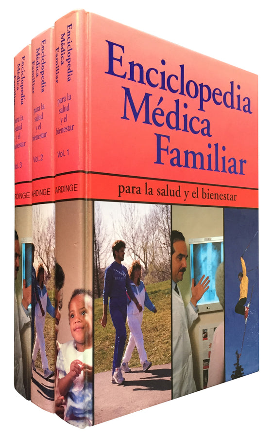 Enciclopedia Medica Familiar