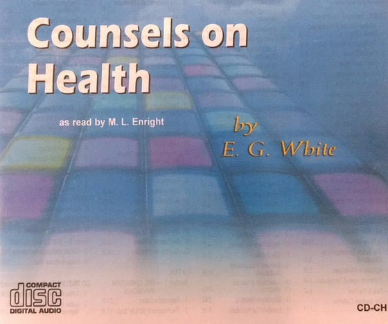 Counsels on Health, Audio