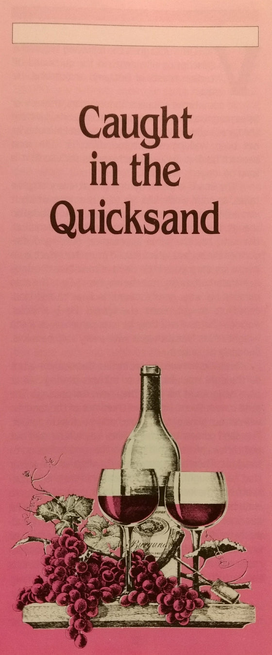 Caught in the Quicksand - 1st edition