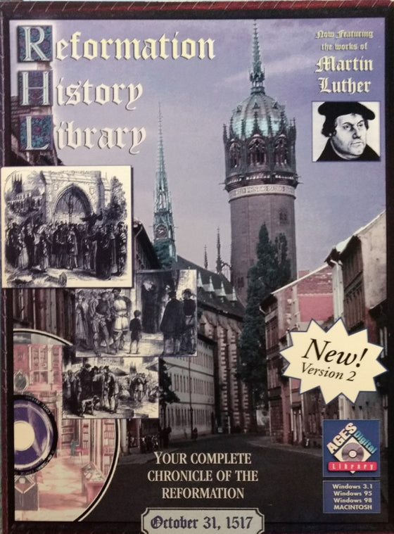 Reformation History Library, Version 2