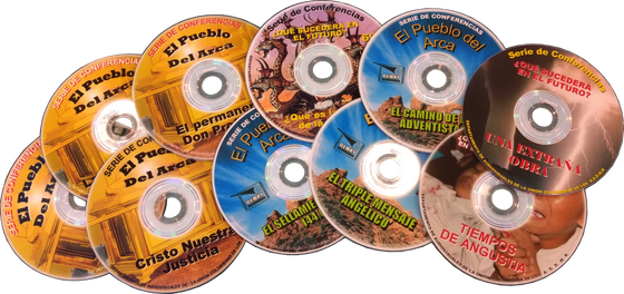 Pueblo Del Arca, Serie de Conferencias, 10 DVDs Set