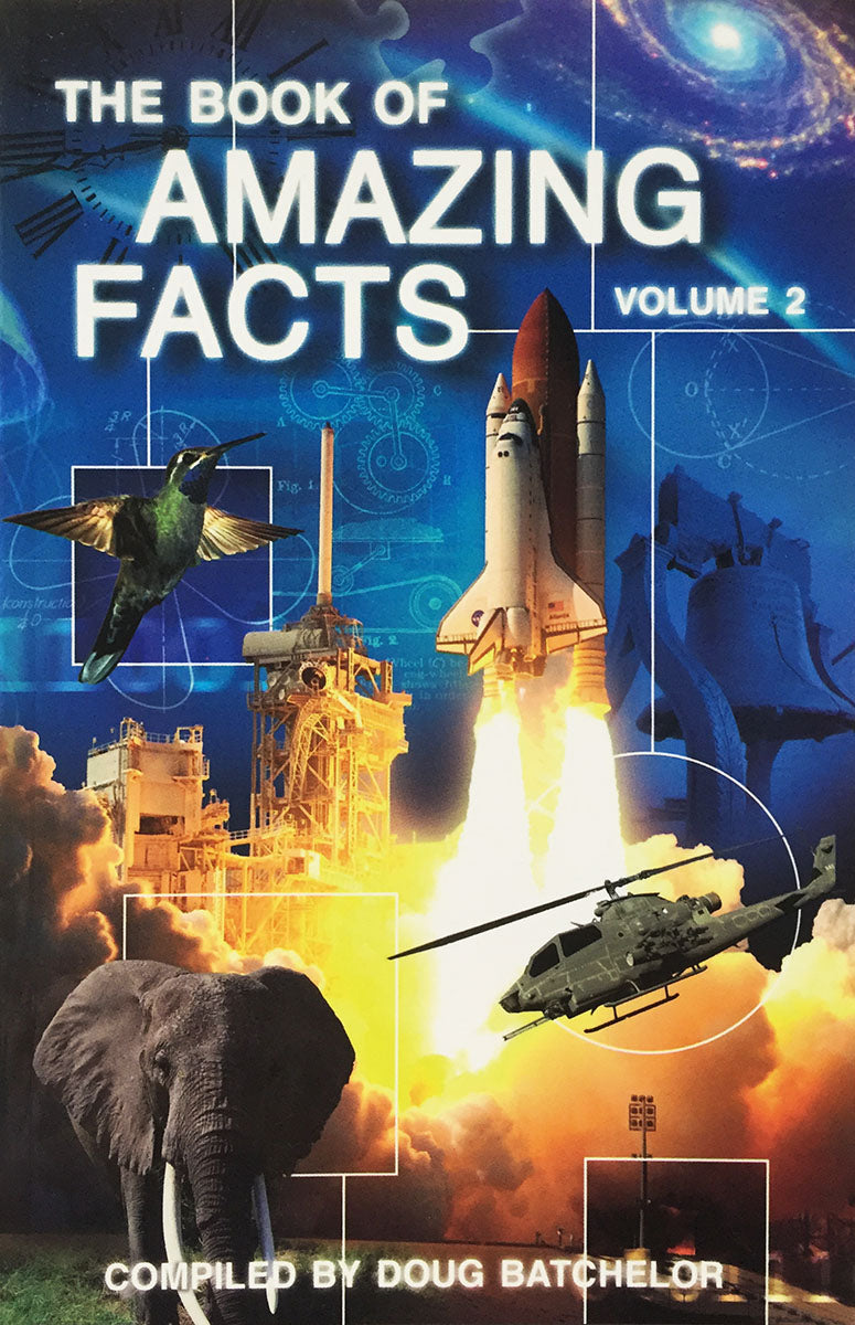 The Book of Amazing Facts, Volume 2