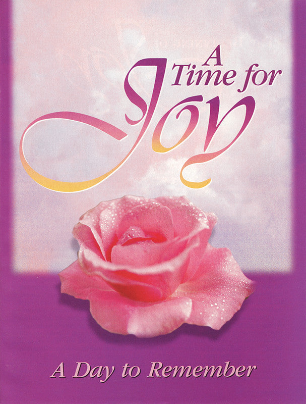 A Time for Joy