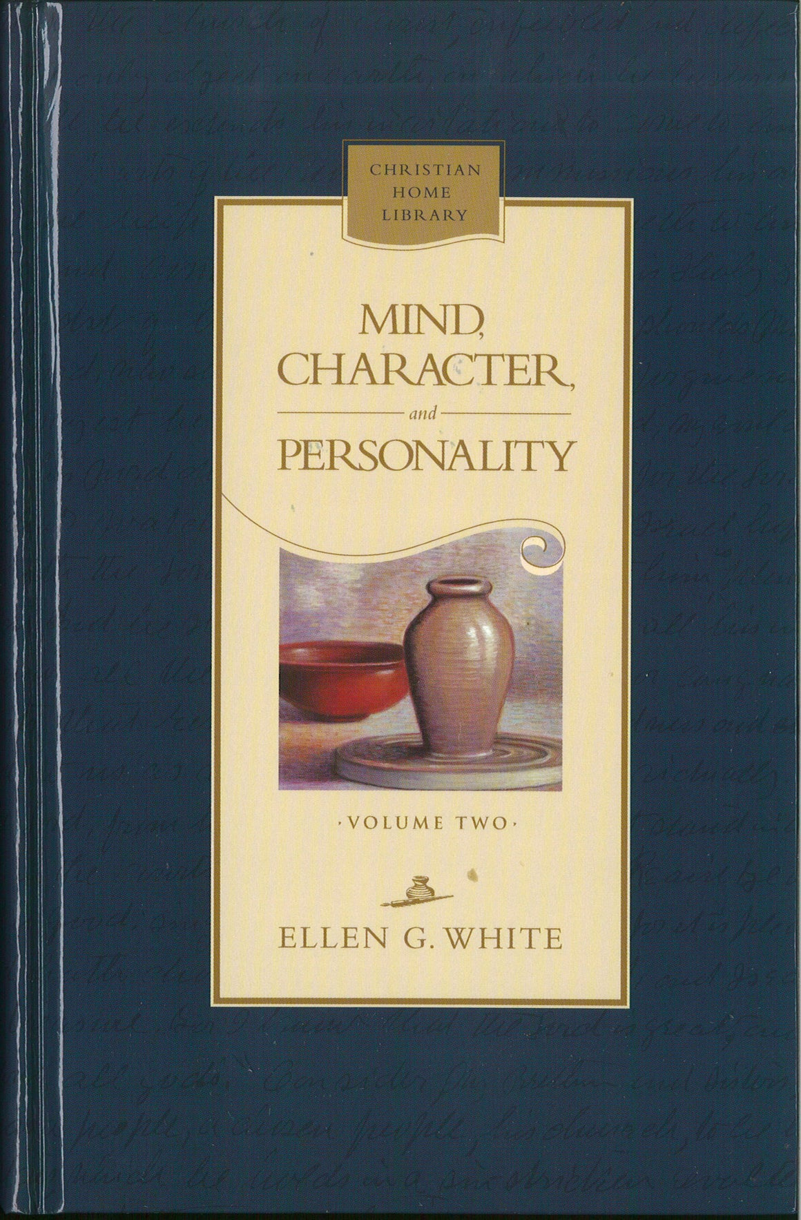 Mind, Character, and Personality, Vol. 2, CHL