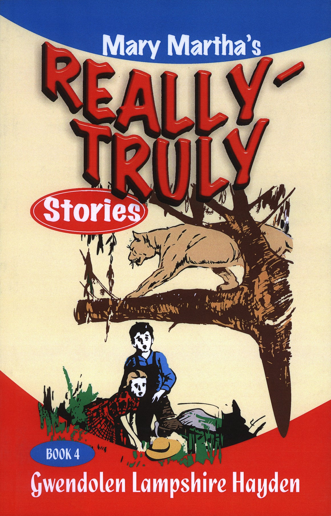 Really Truly Stories, Book 4