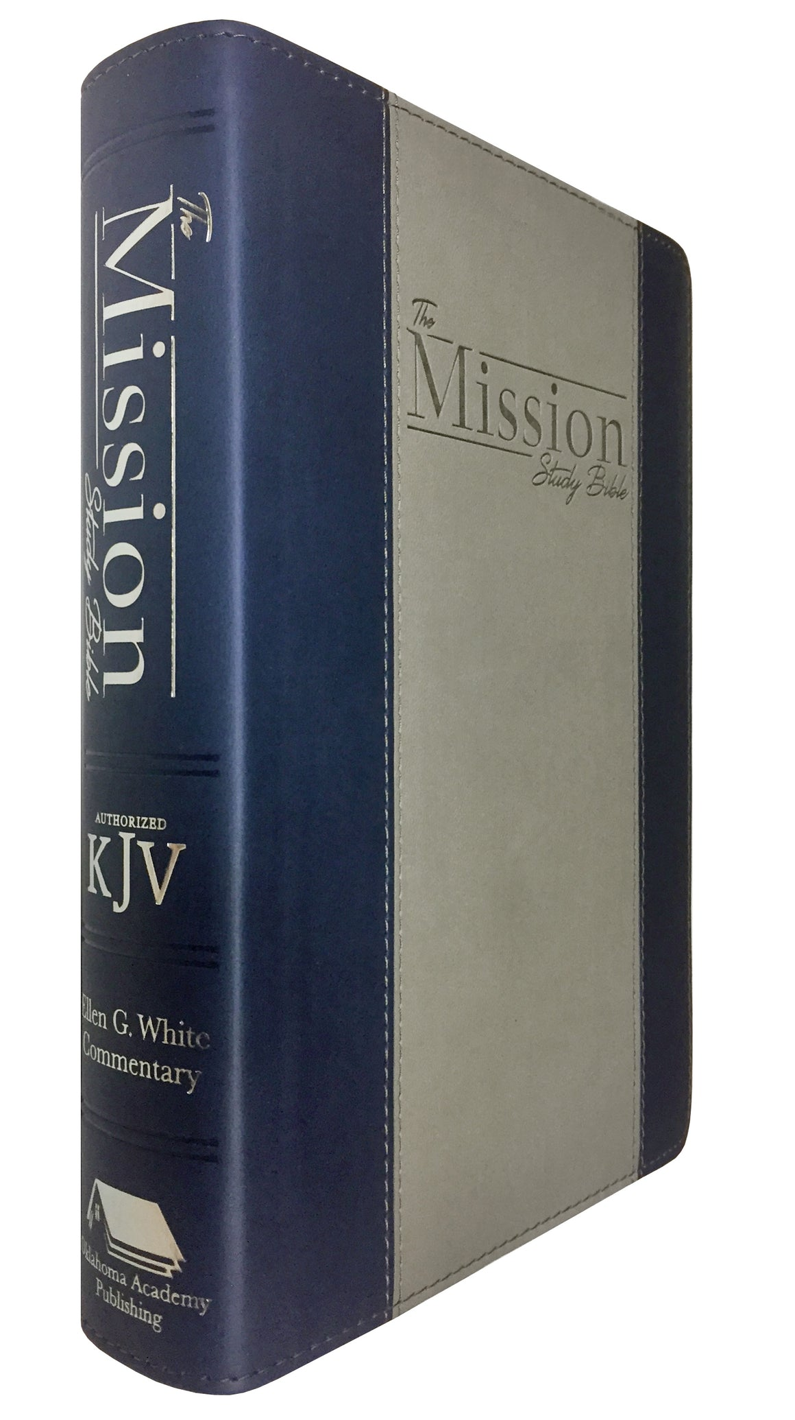Bible: KJV, Mission Study Bible with EGW Comments, Sapphire