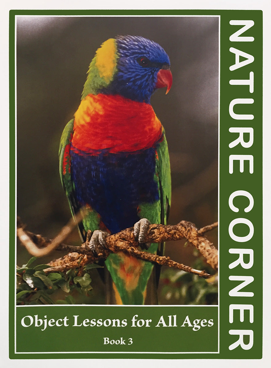 Nature Corner, Object Lessons for All Ages - Book 3