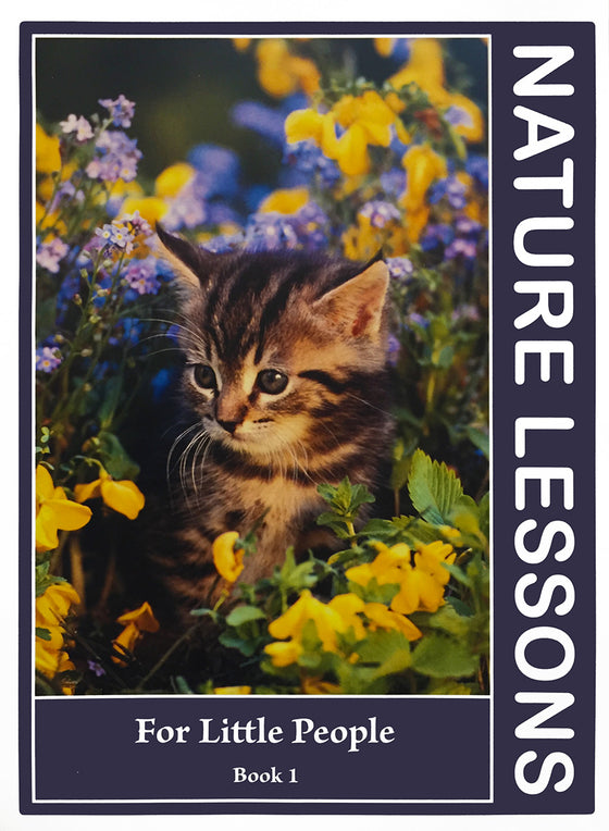 Nature Lessons for Little People - Book 1