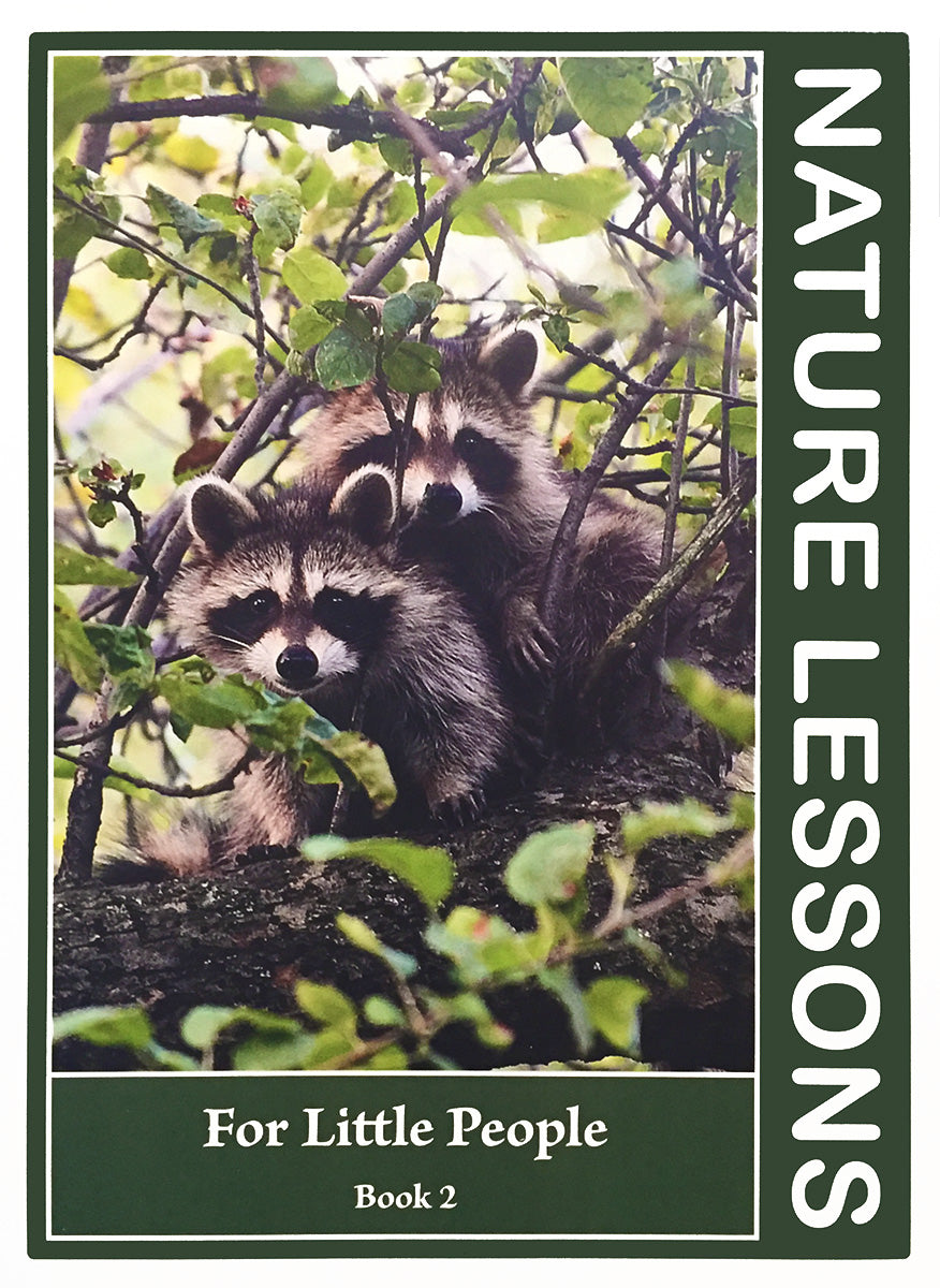 Nature Lessons for Little People - Book 2