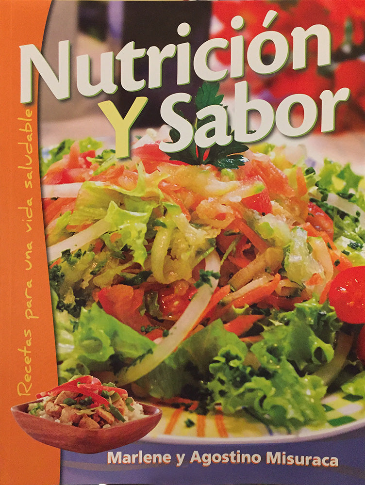 Nutricion Y Sabor - Cookbook