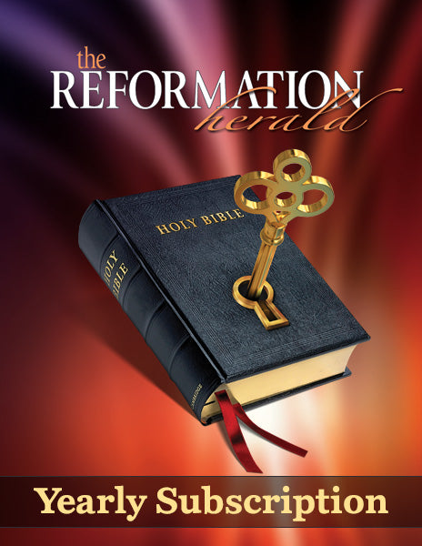The Reformation Herald - USA Domestic