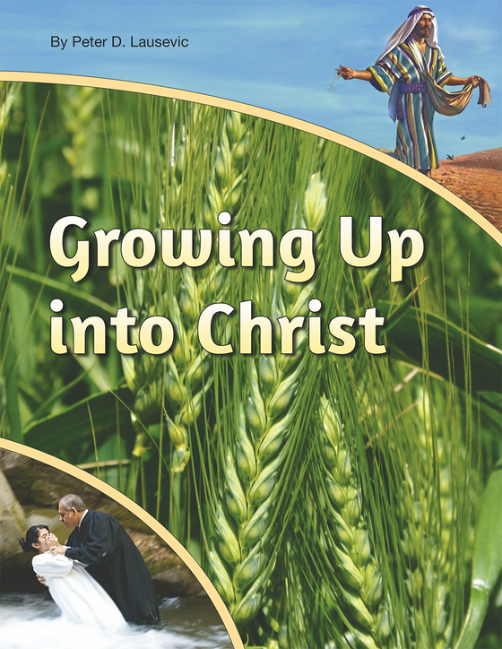 Growing Up Into Christ