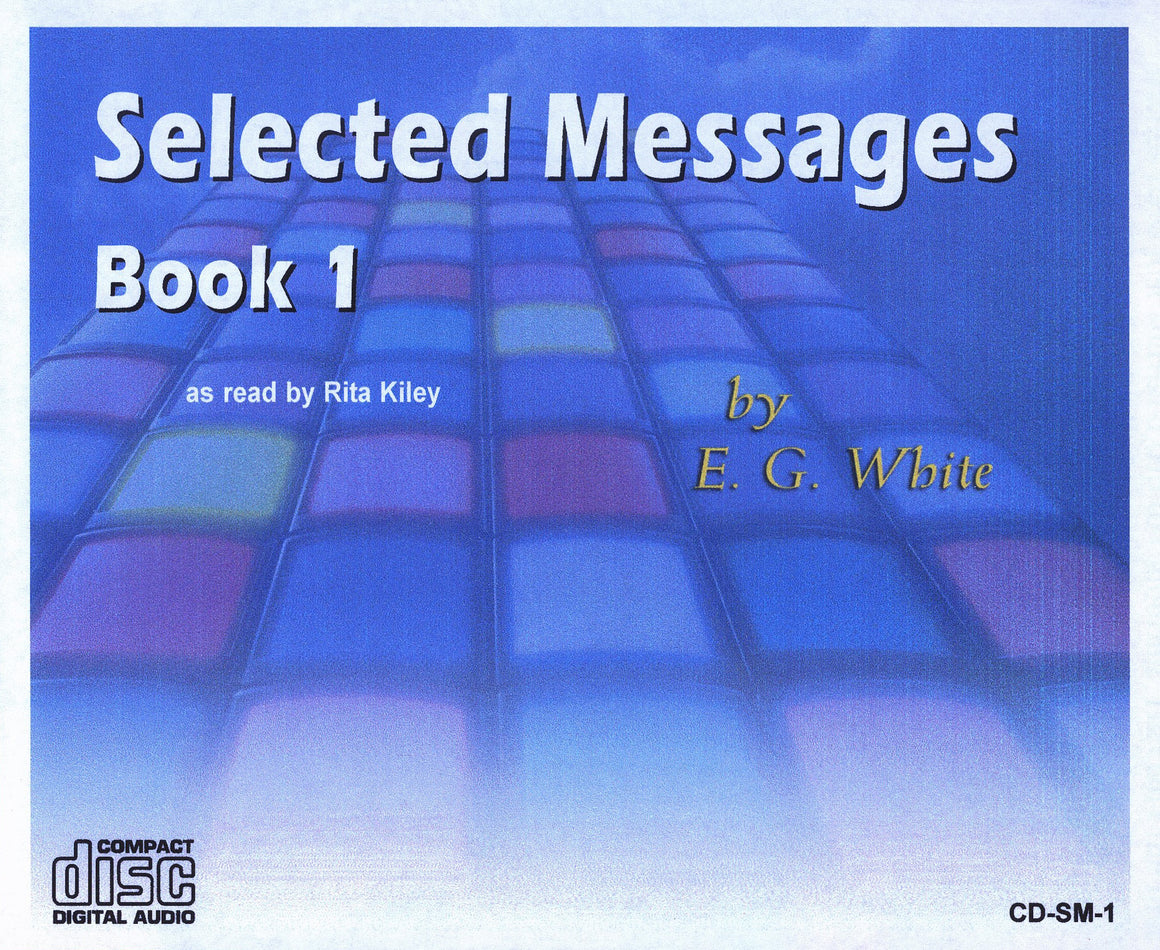 Selected Messages Book 1, Audiobook