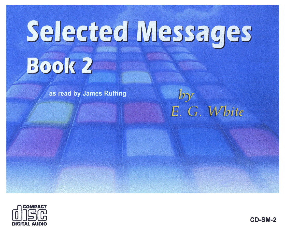 Selected Messages Book 2, Audiobook