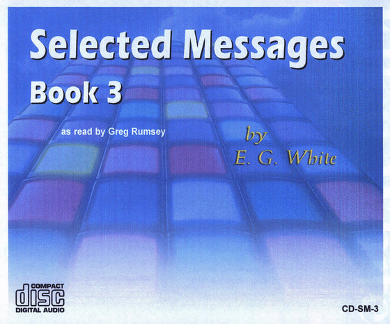Selected Messages Book 3, Audiobook