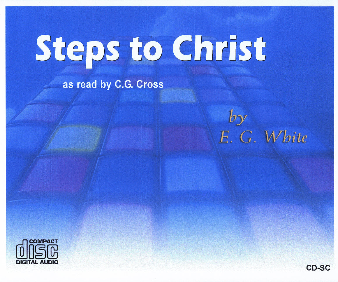 Steps to Christ, Audiobook