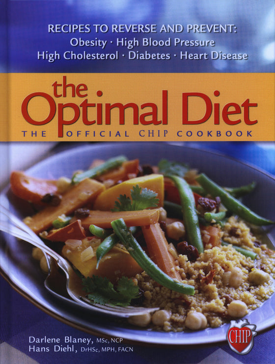 The Optimal Diet, Cookbook