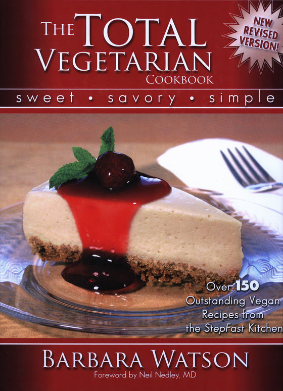 The Total Vegetarian, Cookbook