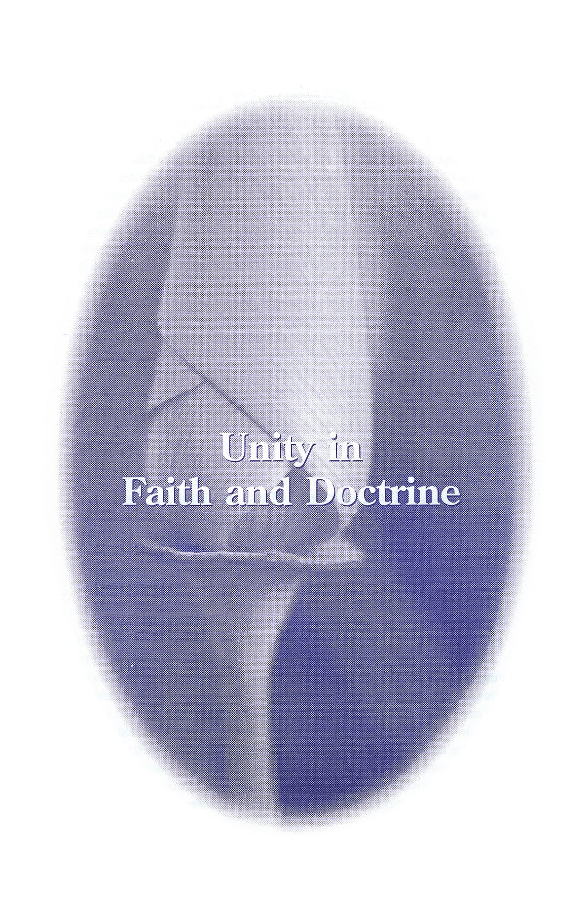 Unity in Faith and Doctrine
