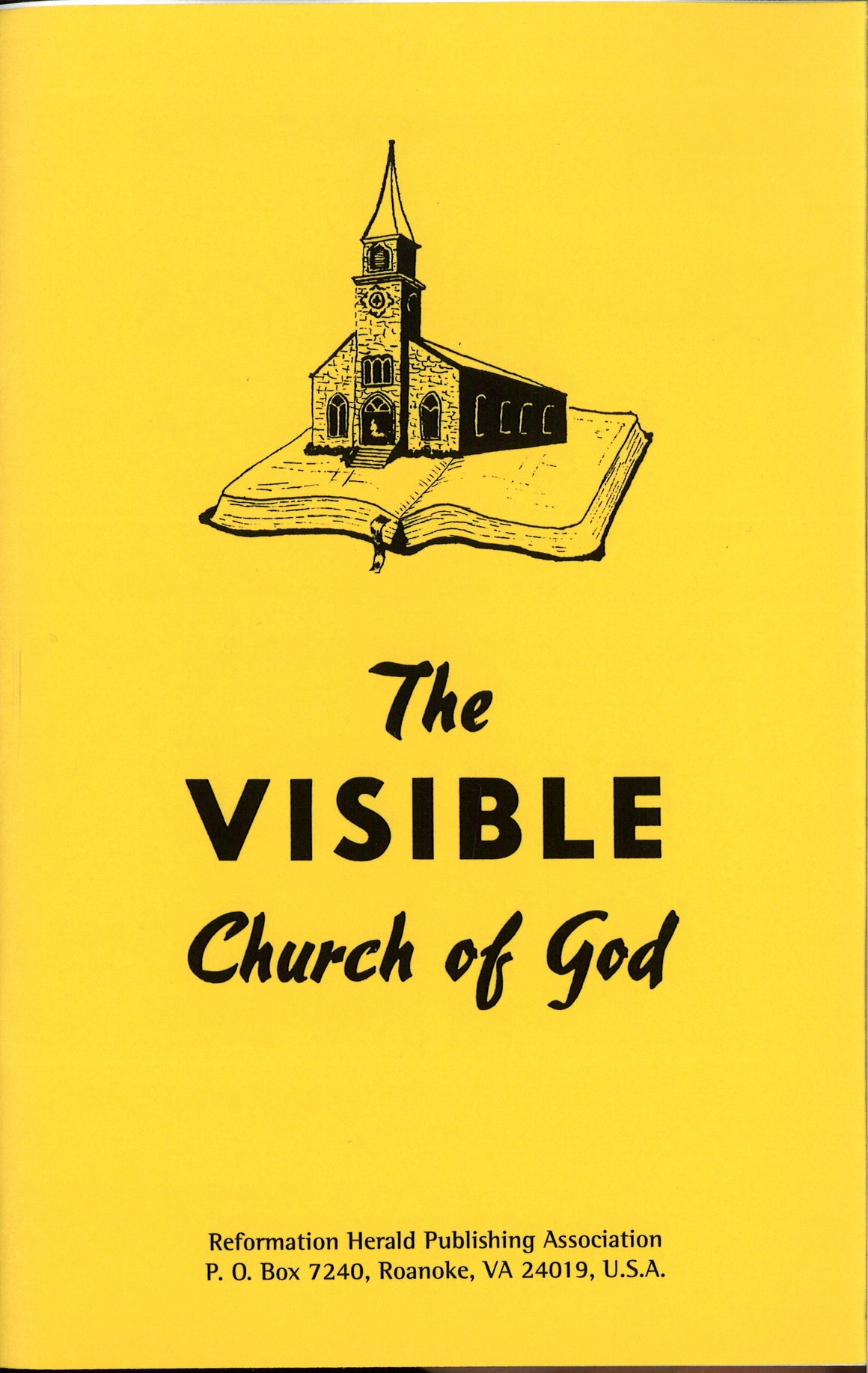 The Visible Church of God