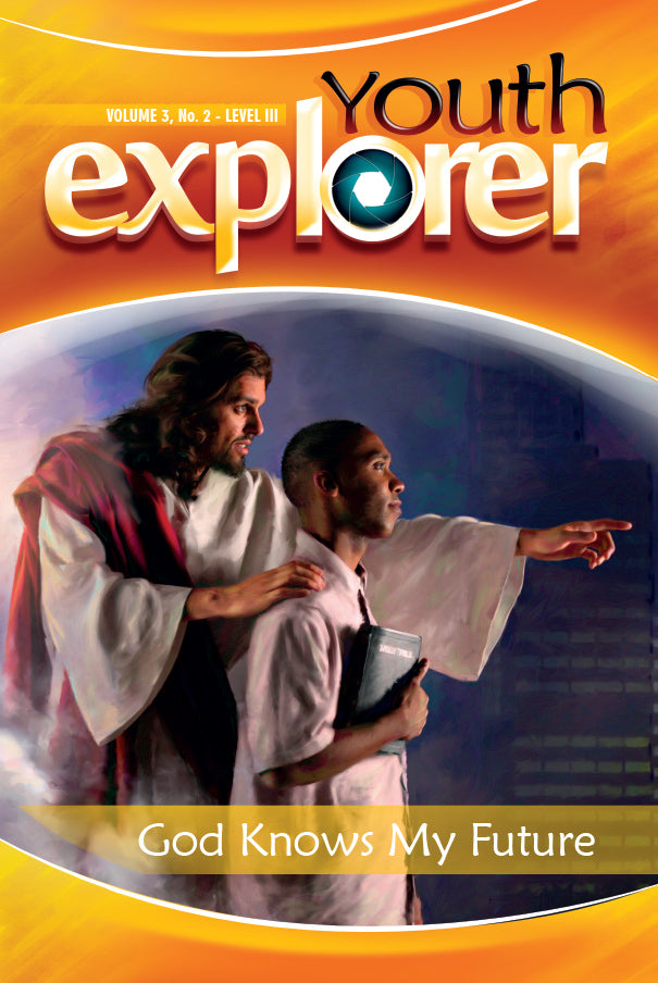 Youth Explorer: Vol 3, #2