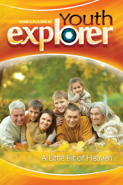 Youth Explorer: Vol. 2, #3