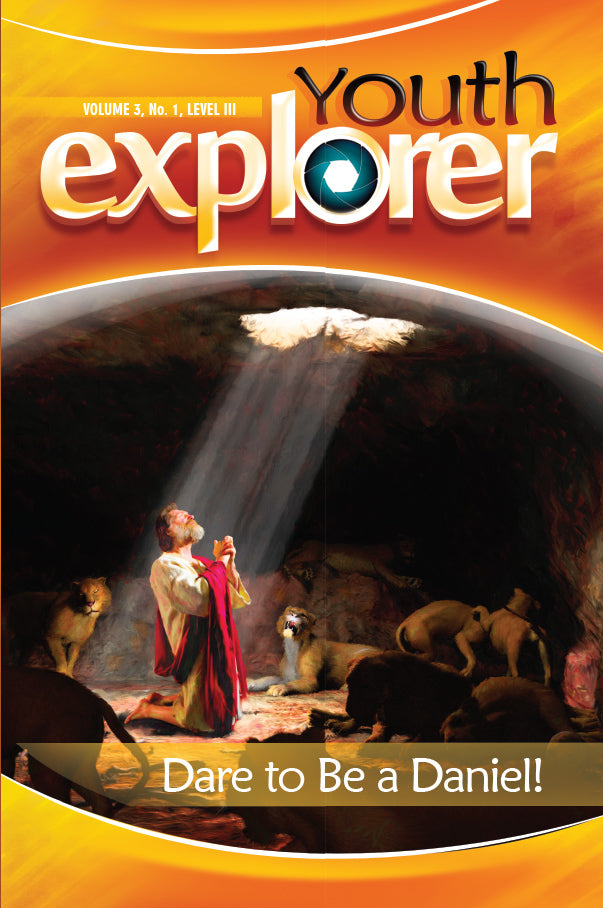 Youth Explorer: Vol 3, #1