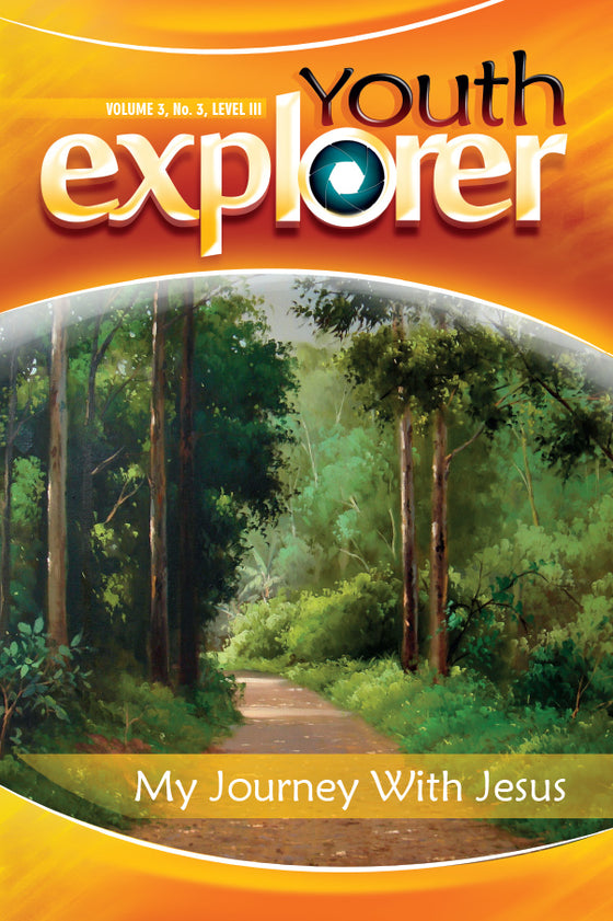 Youth Explorer: Vol 3, #3