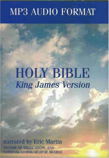 Audio Bible: KJV, Condensed