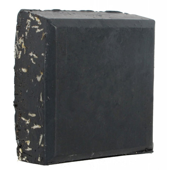 Charcoal Soap: Mud Scrub