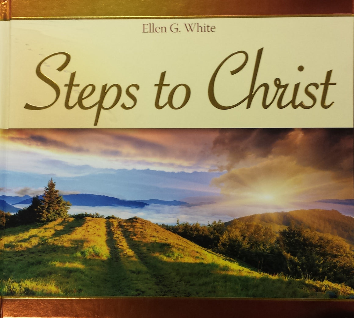 Steps to Christ Deluxe - Gift Edition