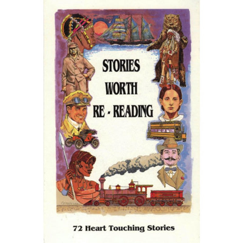 Stories Worth Re-Reading HC