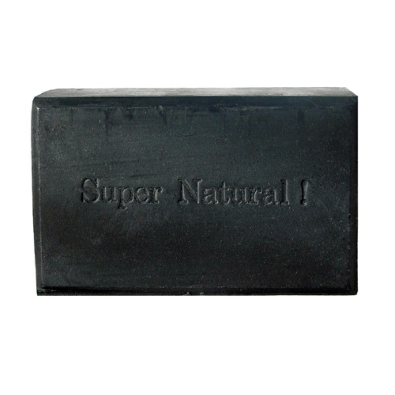 Charcoal Soap: Super Natural