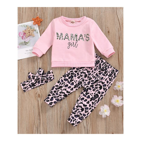 3 Piece Mama's Girl Set
