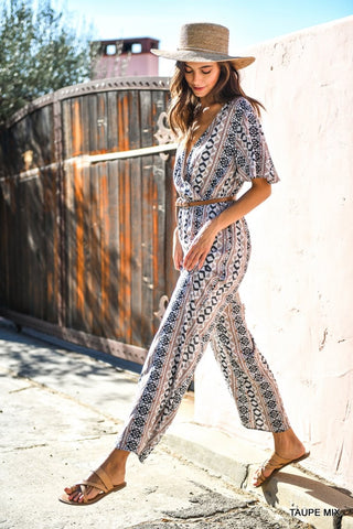 Misty Boho Jumpsuit