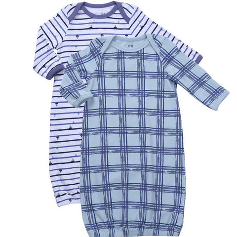 Baby Boy Sleepsack Set