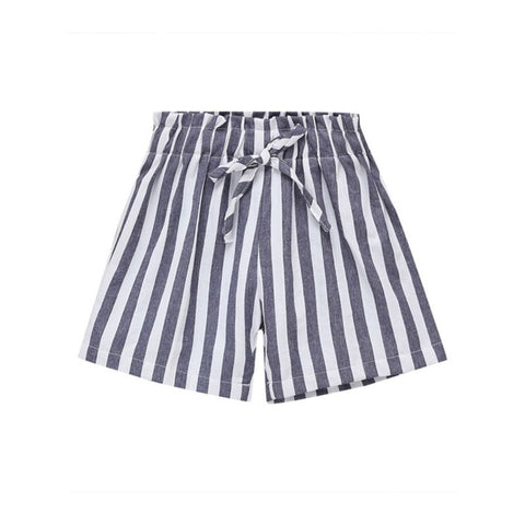 Baby Toddler Striped Shorts