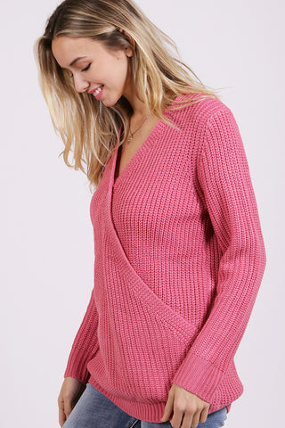 Dusty Pink Sweater