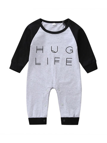 Hug Life Sleeper Jumpsuit- Coming Soon