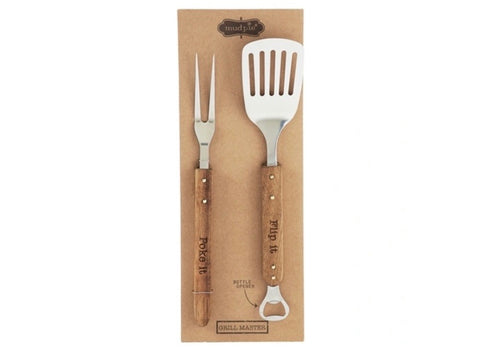 Mud Pie Grill Master Set