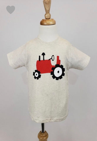 Tractor Graphic Tee