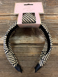 Patterned Knotted Headband