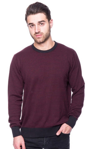 Men's Premium Cotton Crew Neck Sweater