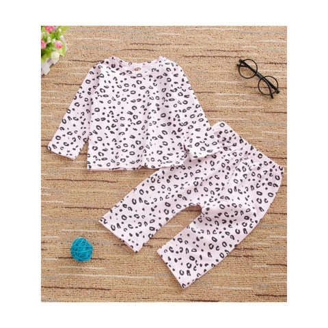 Baby Leopard 2 Piece Set