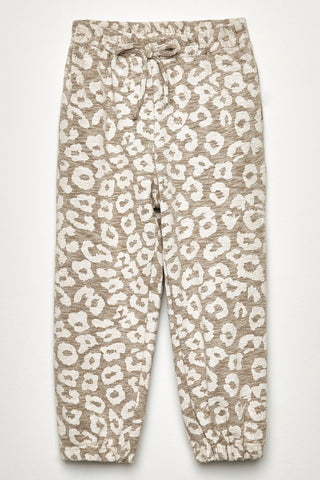 Marbled Leopard Joggers-Juniors