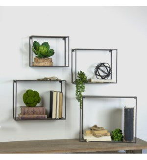 Metal Floating Shelves