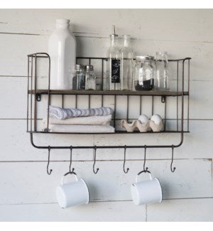 Metal Wall Shelf