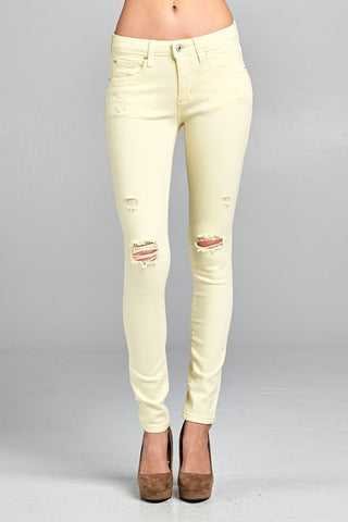 Daisy Pastel Denim