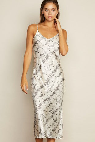 Snakeskin Dreams Dress