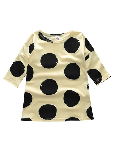 Toddler Polka Dot Tee
